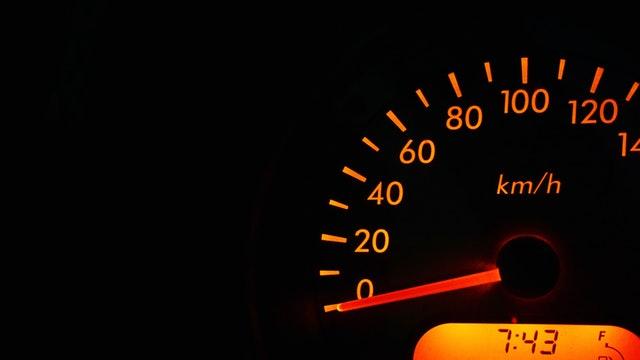 snelheidsmeting
