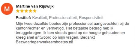 Martine van Rijswijk